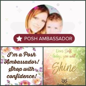 I MADE POSH AMBASSADOR!!! 💗 🌸 💜 🌸 ♥️ 🌸